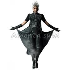 Halloween Costumes Storm Halle Berry Storm Cosplay Suit Costume