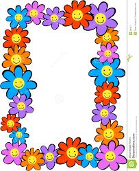 Smiley Flowers - happy flowers stock image image 284571