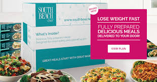 south beach diet lose weight fast