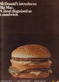 fast cuisine big mac vintage restaurants fast food chains of the 1960s
