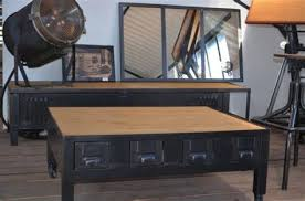 industrial coffee table with drawers industrial coffee table with 4 drawers find more at big blu