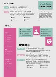 modern resume templates free download psd effects the best cv resume templates exles design shack adobe indesign