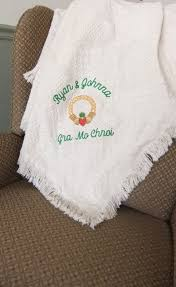 personalized wedding blankets custom made wedding blanket personalized wedding blanket