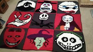 nightmare before christmas crochet graph graphgan