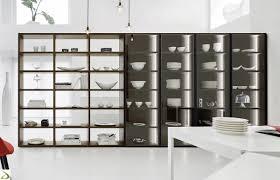 Libreria Cubi Ikea by Libreria Con Vetrina Ikea Vetrina Moderna Gamonda Credenza Design