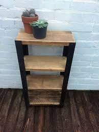 Industrial Style Furniture by Angle Shelving Unit Industrial Style Furniture Reclaimed