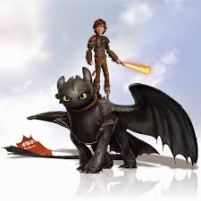 train dragon 2 soars movie poster featuring