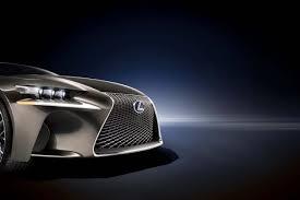 lexus supercar youtube new lexus lf cc concept seems to be future two door lexus is
