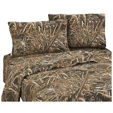 Twin Sheet Set Realtree Max 5 Sheet Set Free Shipping