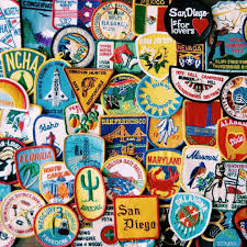 Country Flags Patches 15 Wanderful Ways To Track Your Travels U003e U003e Local Adventurer
