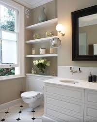 Small Bathroom Shelf Ideas 557 Best Bathrooms U0026 Showers Images On Pinterest Bathroom Ideas