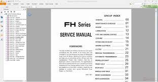 mitsubishi fuso 1992 95 fh service manual auto repair manual