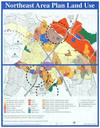 Charlotte Nc Airport Map Boundary Maps And Site Maps For Investment Property At I 485 Odell