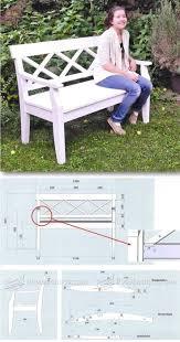 Wooden Garden Furniture Ideas Best 20 Diy Garden Benches Ideas On Pinterest Backyard Seating