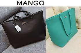Mango Tote mango tote bag ready stocks bolster store