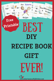 best diy recipe book gift ever texas crafty kitchen