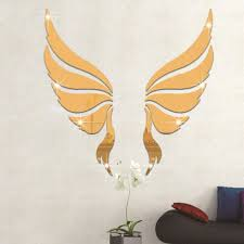 Wholesale Wall Decor Winsome Trendy Wall Wood Angel Wings Wall Angel Wings Wall Decor