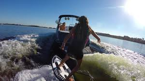 take on any wake with a sea ray slx w wake surfing boat sea ray