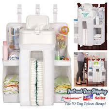Hanging Changing Table Organizer Baby Crib Changing Table Hanging Baby Supplies Organizer