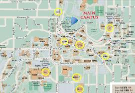Kansas State Campus Map by Ku Campus Map My Blog