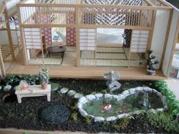 mini japanese style house and garden minilovers s2 pinterest