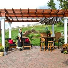 Replacement Pergola Canopy by Garden Oasis Replacement Canopy For Pergola Waterproof Shade For