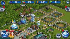 Jurassic Park Map Freemium Field Test Jurassic World The Game Might Leave Your