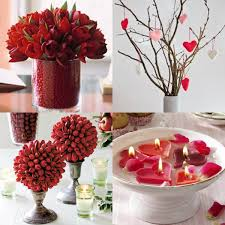 valentines table centerpieces centerpieces ideas for s day celebration