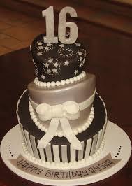 25 best black silver gold cake images on pinterest black silver