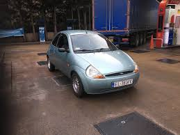 ford ka 1 3 sport left hand drive 30 000 mileage in north west