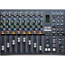 studio rack desk ssl x desk superanalogue mixer ssl consoles consoles by brand