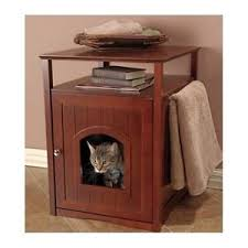 litter box side table litter box furniture hidden cat dog bed side table bathroom stand