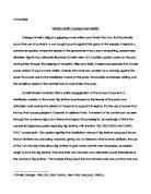 theme essay for 1984 essays on 1984 essay theme totalitarianism international