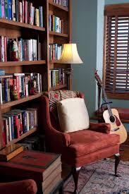glorious private home library design ideas combine inspiring graceful home reading library room interior design