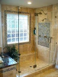 glass block designs for bathrooms bathroom window on shower showers with windows in modern white glass