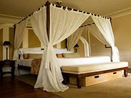 Canopy Curtains Curtains For Canopy Bed Frame Nice Ideas 6 Beds 40 Stunning