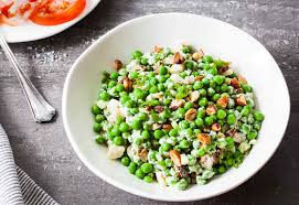 cold pea salad recipe simplyrecipes com