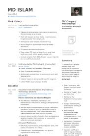 lab technician resume samples visualcv resume samples database