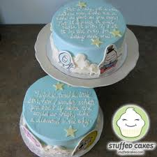stuffed cakes nursery rhymes baby shower cakes