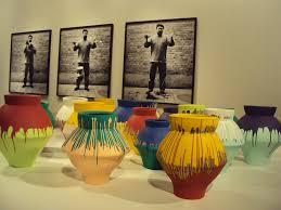 Ai Weiwei Dropping Vase I Thought The Gift Shop Was An Ai Weiwei Installation Living Toronto