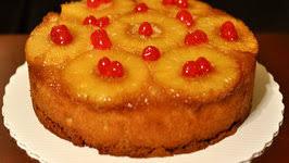 pineapple upside down cake using yellow cake mix recipe by