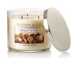 Best Candles Bath U0026 Body Works Slatkin U0026 Co Creamy Nutmeg The First Candle