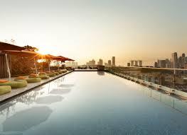 jen orchardgateway by shangri la singapore infinity pools