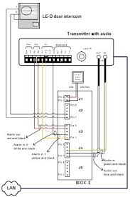 intercom wiring schematic wiring diagrams
