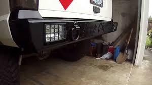 2000 jeep bumpers jeep custom rear bumper