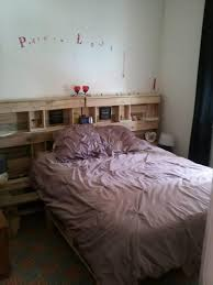 Diy Pallet Bed With Storage by Diy Pallet Bed With Storage Ideas Photo Diy Pallet Bed With