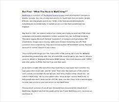 8 html newsletter templates u2013 free sample example format