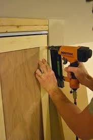How To Build Bi Fold Closet Doors Adding Trim To Bi Fold Doorslemon Grove Lemon Grove