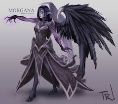 artstation morgana sketch concept thomas randby