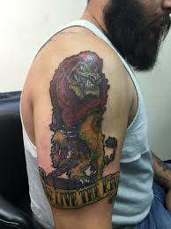 Ink San Antonio King Mufasa By Me Len Hernandez Nostalgic Ink